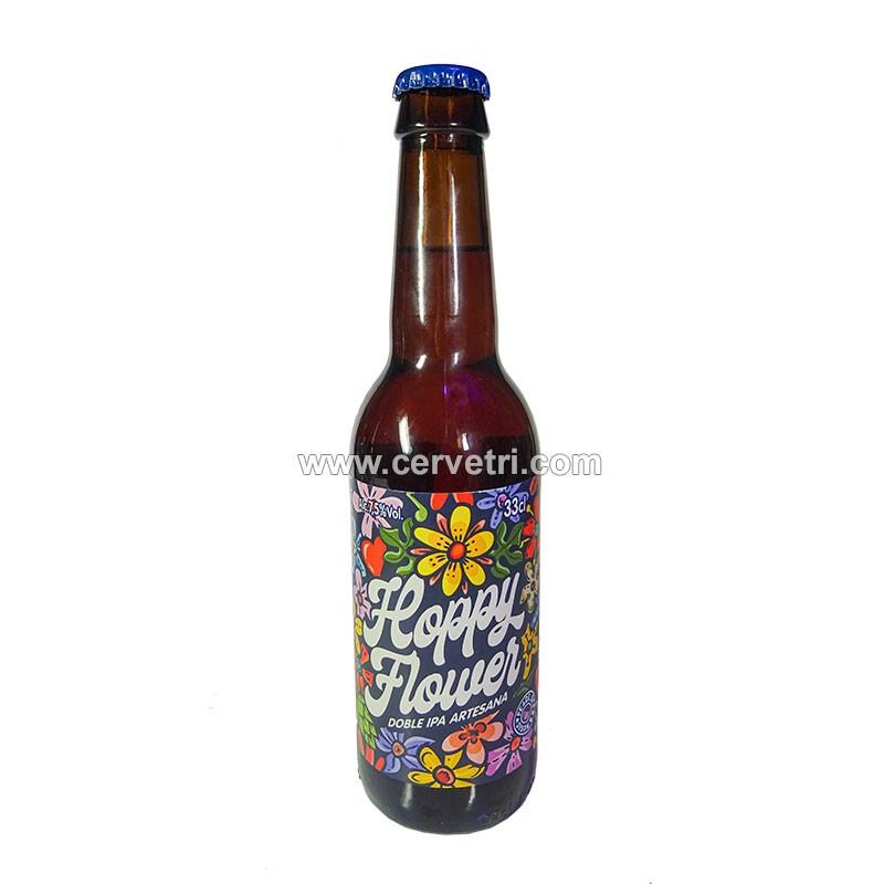 cerveza doble ipa hoppy B&B