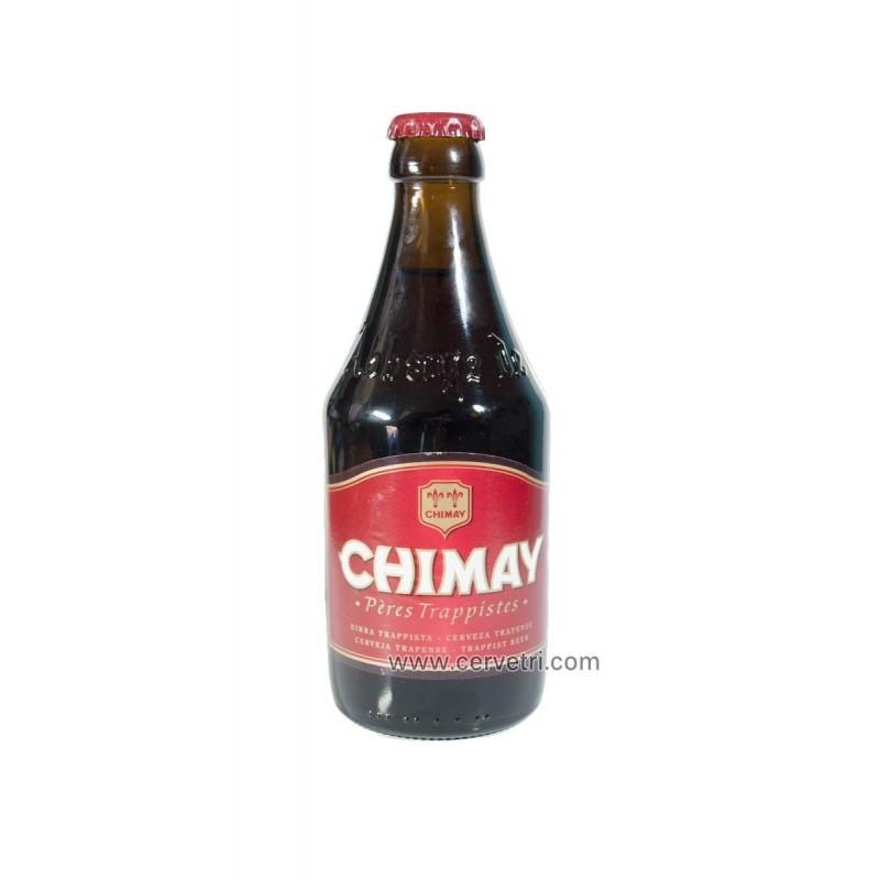 Chimay roja 33 cl.