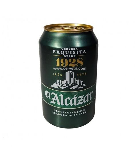 cerveza alcázar