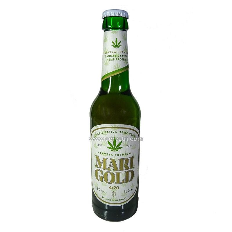 mari Gold cáñamo cerveza