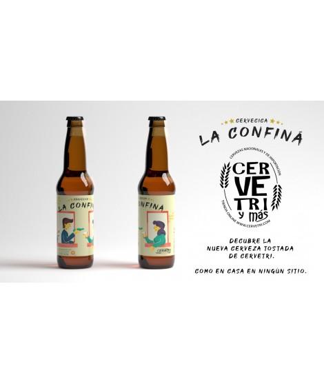 cerveza confinamiento y restricciones