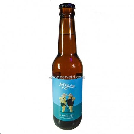 Cerveza sin gluten la ribera