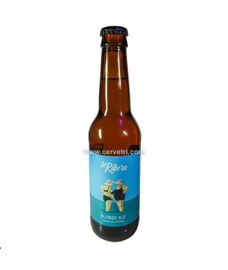 cerveza la Ribera sin gluten