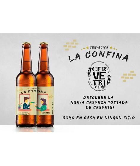 cerveza hecha en Murcia durante el Estado de Alarma