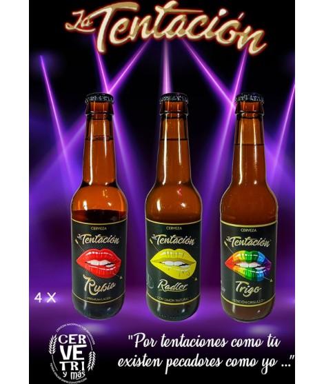 cervezas Madrid La Tentación