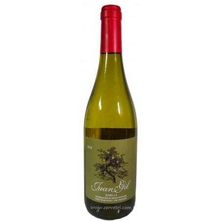 vino blanco juan gil moscatel