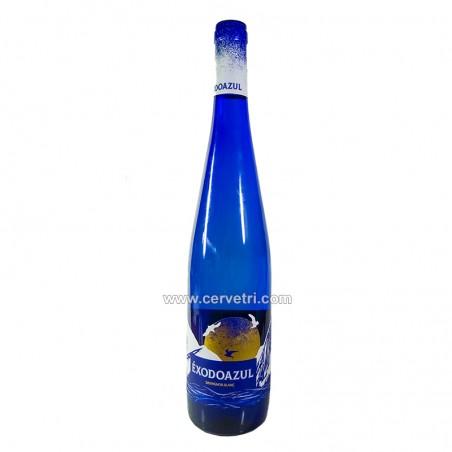 Vino Blanco Éxodo azul