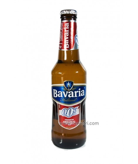 Bavaria sin alcohol 0,25 cl