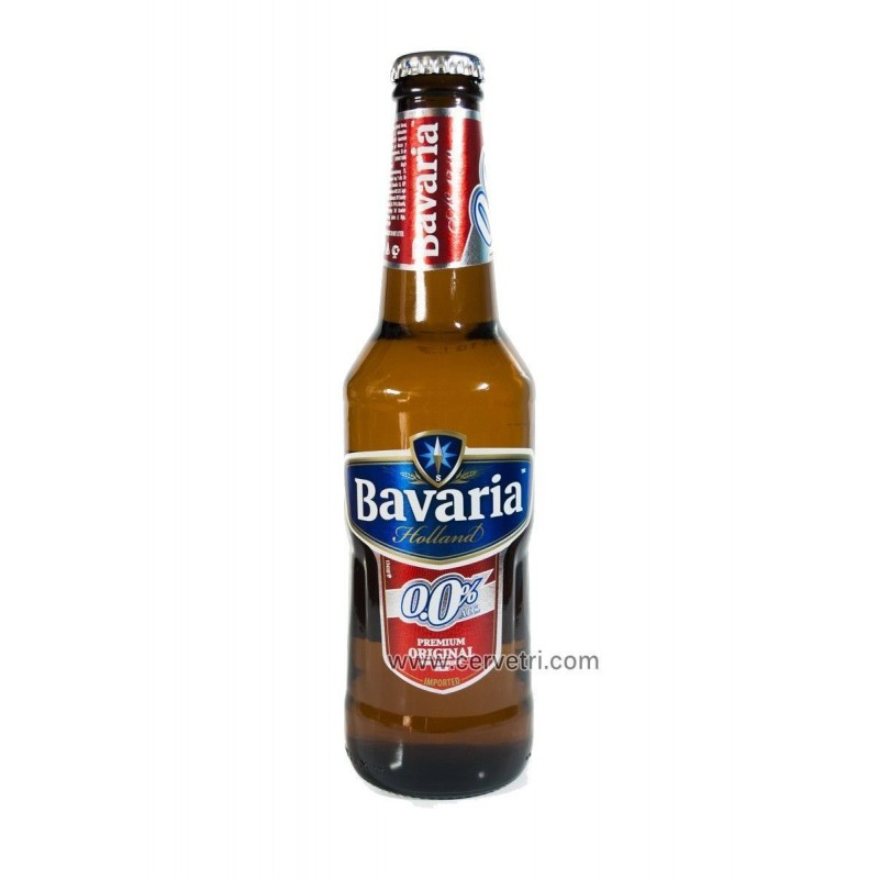 Bavaria sin alcohol 0,25 cl