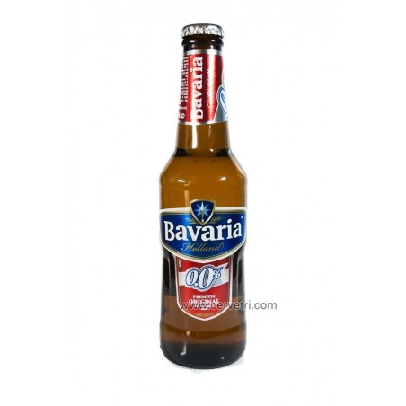 Bavaria CERVEZA sin alcohol 0,25 cl