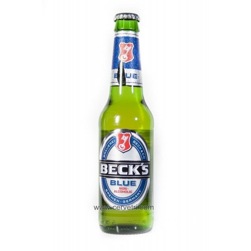 Beck´s sin alcohol 33 cl.