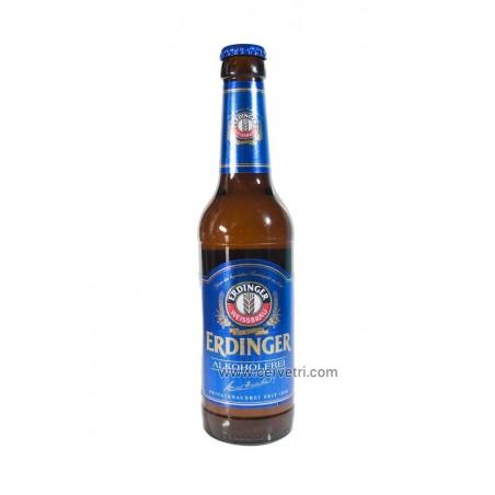 Erdinger cerveza sin alcohol 33 cl.