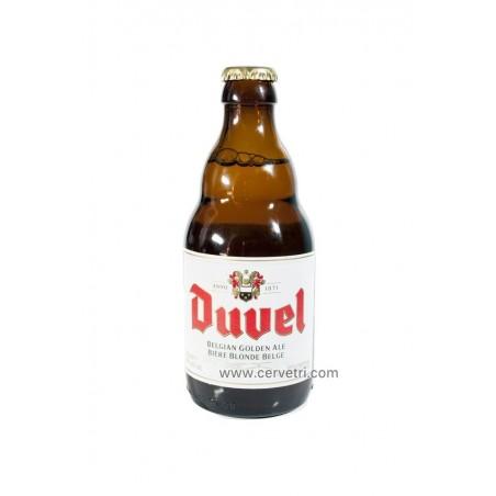 Cerveza Duvel 33 Strong Ale belga botella 33 cl