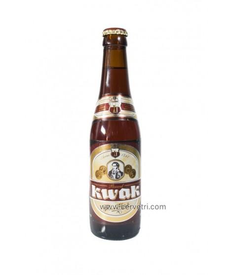 Cerveza Kwak 33 cl.