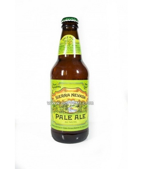 Sierra Nevada Pale ale 35,5 cl.