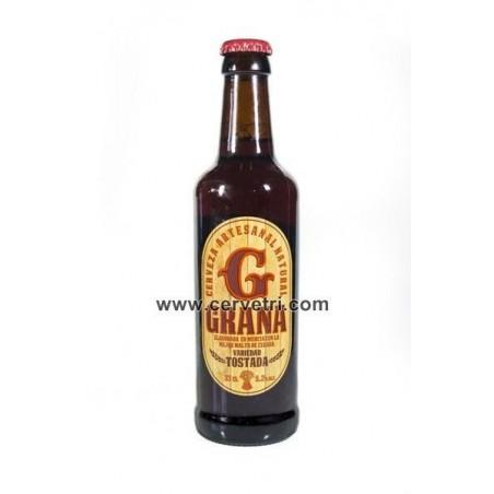 Grana 33 cl. cerveza murcia