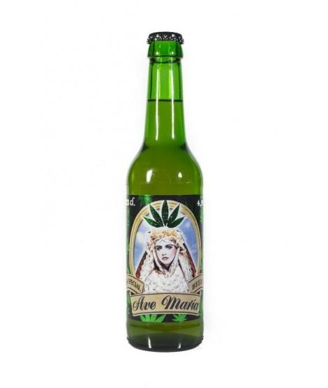 Cerveza Ave Maria, botella 33 cl. Alemania