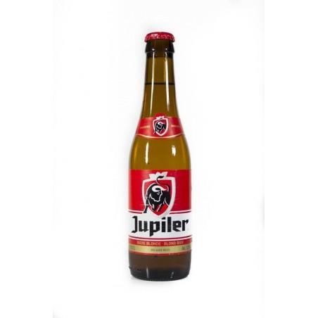 Cerveza marca Jupiler botella 33 cl.