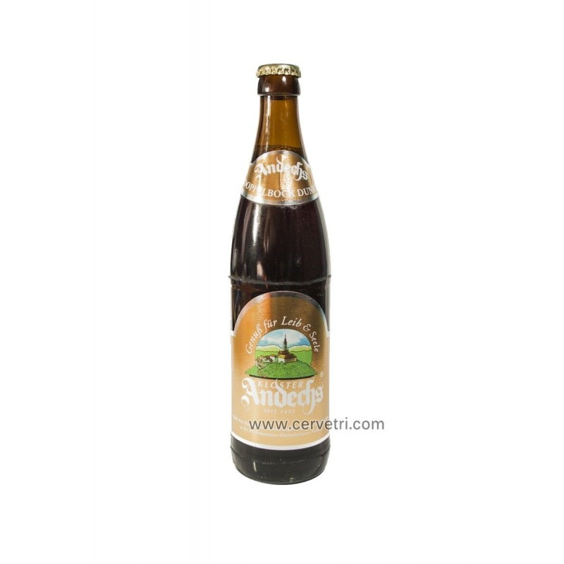 Andechs doppelbocks cerveza artesana