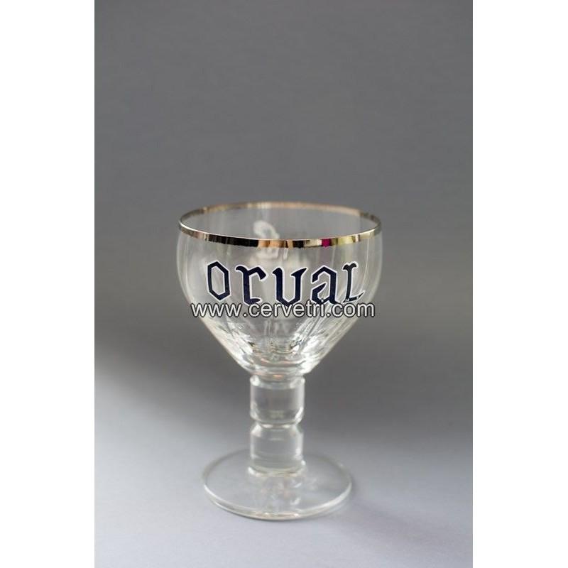 Copa original cerveza belga  Orval de 43 cl.