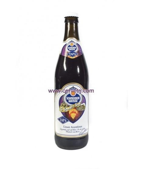 Cerveza Alemana Schneider Aventinus 50 cl.