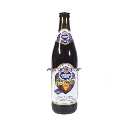 Cerveza Alemana Schneider Tap 6 Aventinus 50 cl.