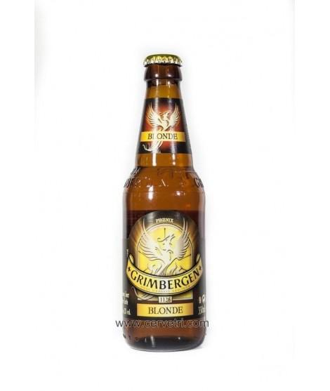 Cerveza Grimbergen Blonde 33 cl.