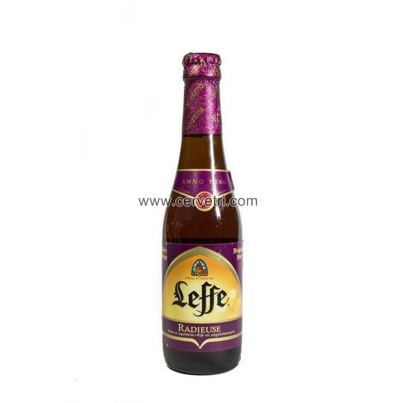 Cerveza Leffe Radieuse 33 cl.