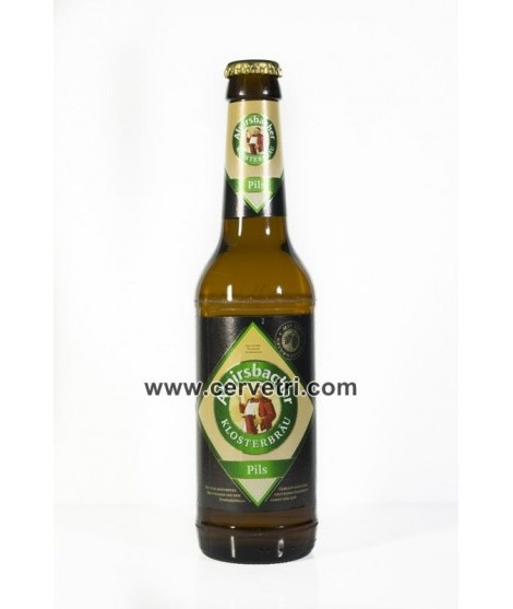 Cerveza Alpirsbacher, botella 33 cl.