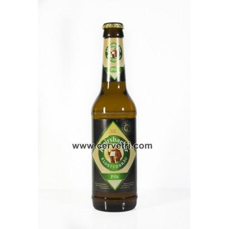 Cerveza Alpirsbacher, botella 33 cl.