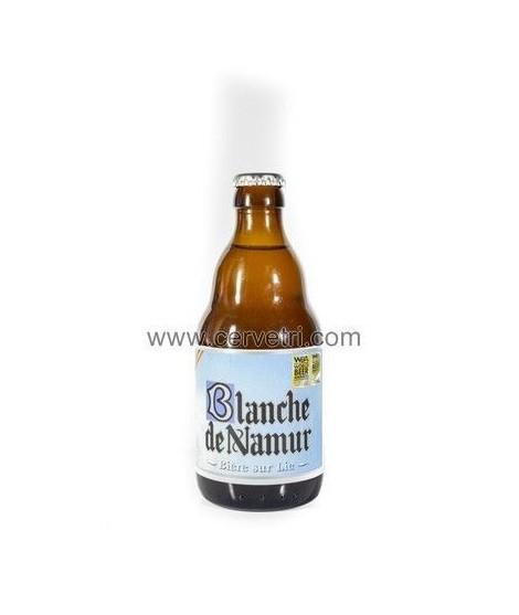 Cerveza Blanche de Namur 33 cl.