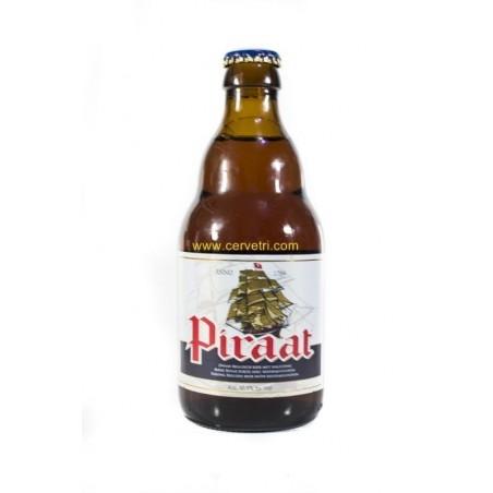 Cerveza belga Piraat 33 cl.