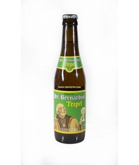 Cerveza St. Bernardus Tripel 33 cl.