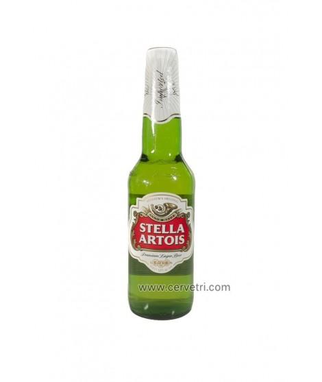 Cerveza Stella Artois 33 cl.