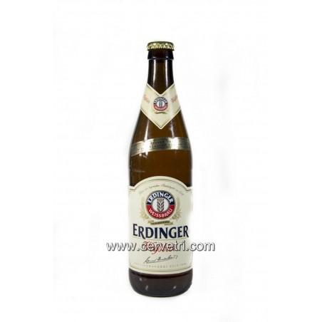 Cerveza alemana Erdinger Weissbier.50 cl