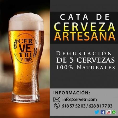 Cata de iniciación a la Cerveza Artesana
