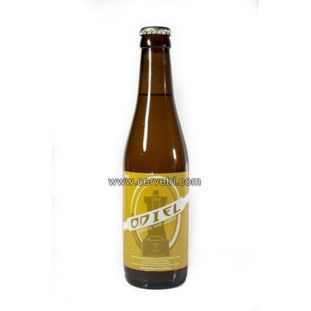 Cerveza Odiel rubia de trigo 33 cl.