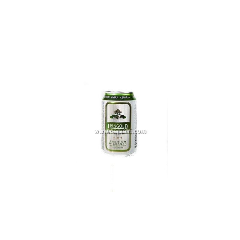 Cerveza alemana Felsgold 33 cl,