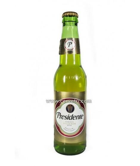 Cerveza Presidente 33 cl.