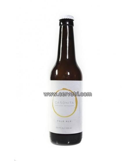 Cerveza artesanal Cañonita 33cl. Desde 2,24€