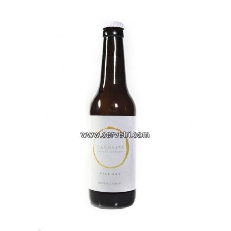 Cerveza artesanal Cañonita 33 cl. Desde 2,24€