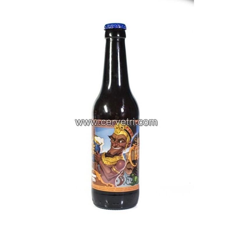Cerveza artesana El Cantero Hoppy Pils 33 cl.