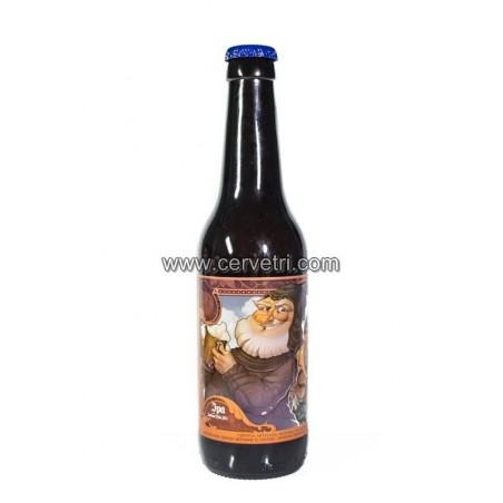 Cerveza artesana El Cantero IPA - 33 cl.