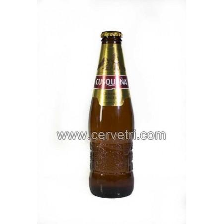 Cerveza Cusqueña Golden Lager 33 cl.