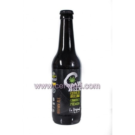 Cerveza Cannabeer Pack 6 botellas- 33 cl.