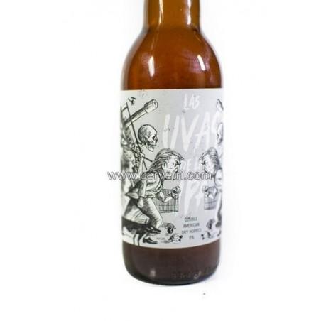 Cerveza YAKKA  Las uvas de la Ipa 33 cl a 3,20€
