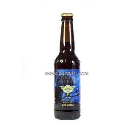 Cerveza Jedi Force Amber            33 cl x 12 unidades