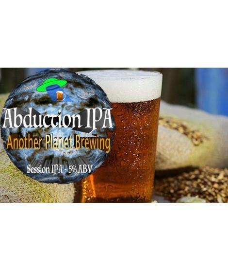 Cerveza artesana Abduccion Ipa 12 x 33 cl