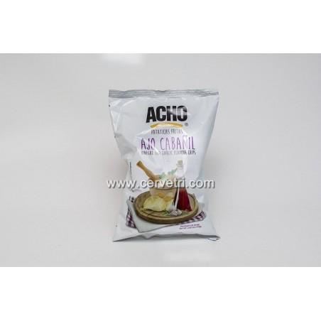 Patatas Fritas Acho Ajo Cabañil 130 grs.