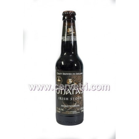 O´Hara´s Irish Stout 33cl.